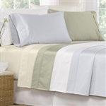 Premier Collection,  Cotton, 600 thread count sheet custom set,