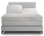 Lifestyles Collection, cotton/polyester, 200 thread count sheet set, King Split set, Standard Mattress