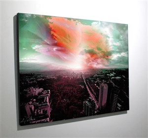 "Buy it now - ""Sydney Sunburst"" by Jose Pasillas II"