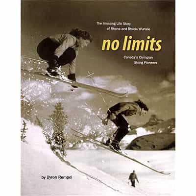 No Limits Book - Signed by Author Byron Rempel