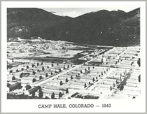 Greeting Card 1943 Camp Hale