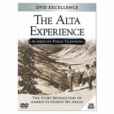 DVD The Alta Experience