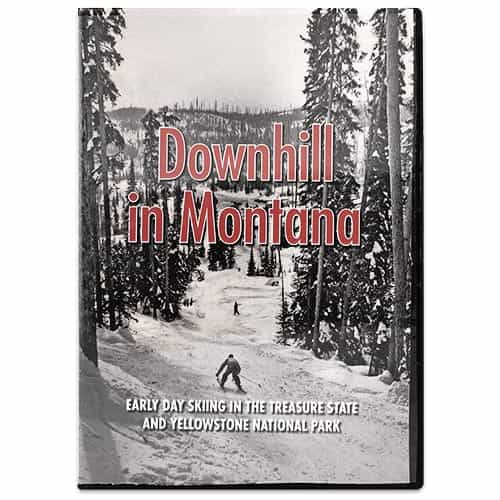 Downhill in Montana DVD