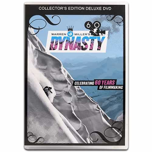 DVD Dynasty - Warren Miller 2010 Release