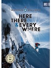 Newly Released Combo Pack DVD & Blu-ray - Here There & Every Where, Warren Miller
