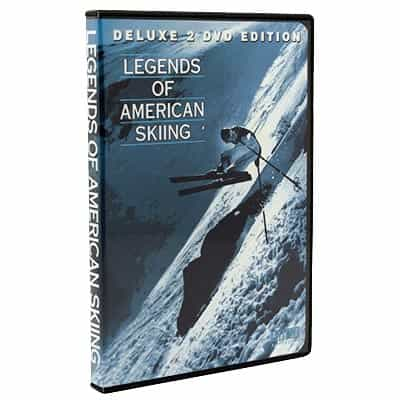 DVD Legends of American Skiing