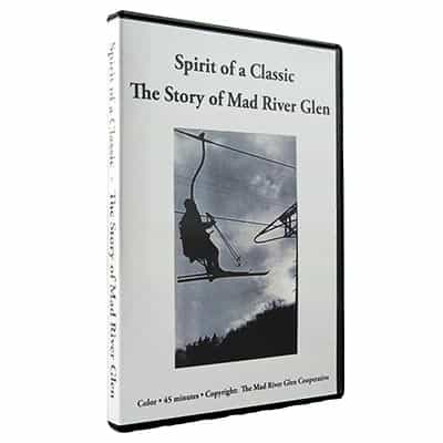 DVD Spirit of a Classic -- The Story of Mad River Glen
