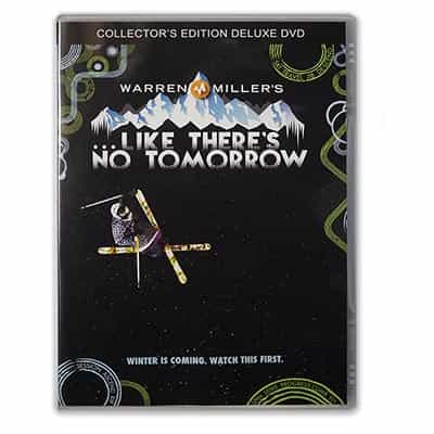 DVD Like There is No Tomorrow Warren Miller 2012