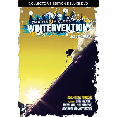 DVD Wintervention - Warren Miller 2011