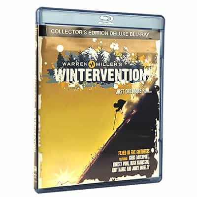 Warren Miller 2011 DVD Wintervention Blu-ray