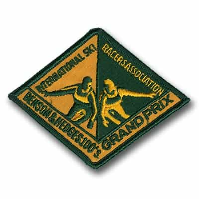 Benson & Hedges ISRA Grand Prix Ski Patch