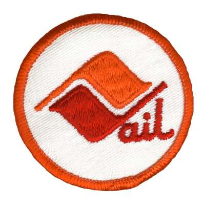 Vail Colorado Vintage Ski Patch