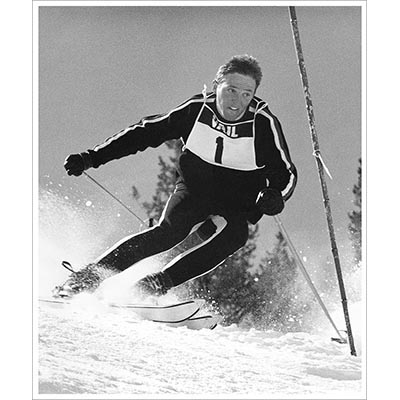 Billy Kidd 1965 Ski Racing In Vail Photo