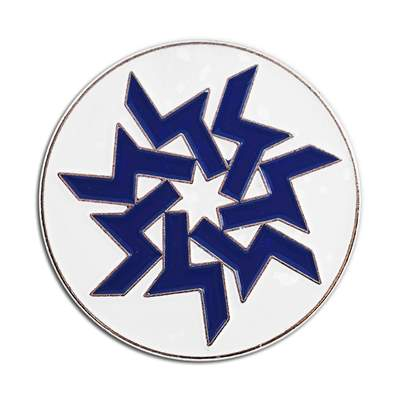 Keystone Resort, Colorado Ski Area Pin, 1 x 1 inches