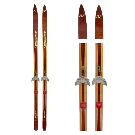 1960s Northland Vintage Nordic Touring Skis