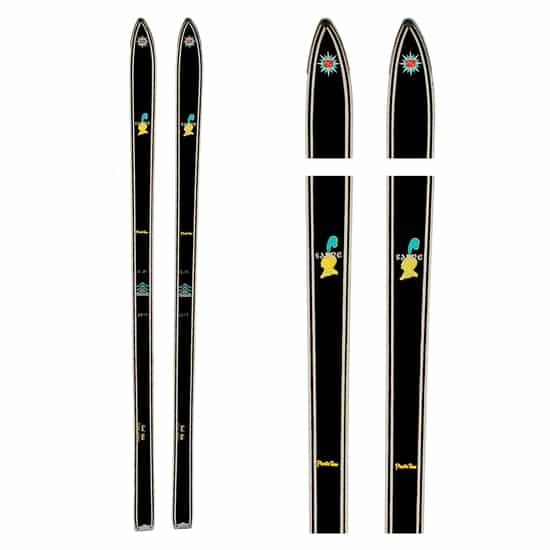 1960's A&T Sabre Vintage Downhill Skis