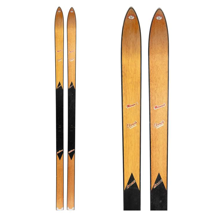 1960s Northland Commander Unmounted Vintage Skis