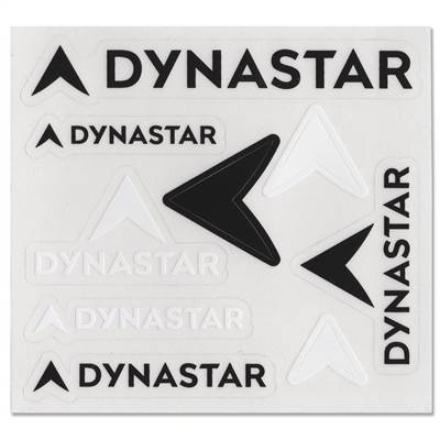 Dynastar Ski Helmet Sticker Set