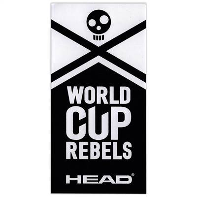 Head Rebels Club Ski Sticker