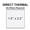 Avery 900346A 40 Rolls Direct Thermal Label