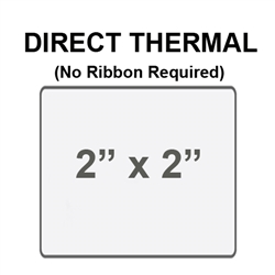 Avery 900391A 30 Rolls Direct Thermal Label