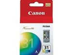 Canon CL-31 Genuine Tri-Color Ink Cartridge 1900B002