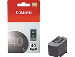 Canon PG-40 Genuine Black Inkjet Ink Cartridge 0615B002