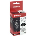 Canon BC-20 Genuine Black Ink Cartridge 0895A003