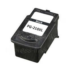 Canon PG-210XL Compatible Black Inkjet Cartridge