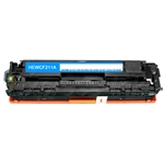 HP CF211A (131A) Compatible Cyan Toner Cartridge