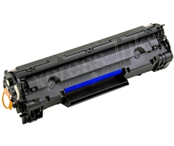 HP CF283A Compatible Black Toner Cartridge 83A