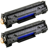 HP CF283A Compatible Toner Cartridge Combo 83A