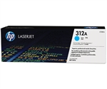 HP CF381A (312A) Genuine Cyan Toner Cartridge