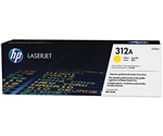 HP CF382A (312A) Genuine Yellow Toner Cartridge