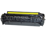 HP CF382A Compatible Yellow Toner Cartridge 312A