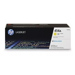HP W2022A Genuine Yellow Toner Cartridge 414A