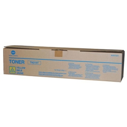 Konica TN314Y Genuine Yellow Toner AOD7231