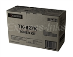 Kyocera Mita TK-827K Genuine Black Toner Cartridge