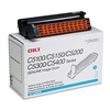 Okidata 42126603 Genuine Cyan Imaging Drum Cartridge