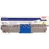 Okidata 44469701 Genuine Yellow Toner Cartridge