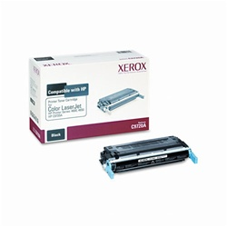Xerox 6R941, HP 4600 Black Toner Cartridge C9720A