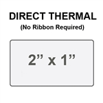 Zebra 10010028 Direct Thermal Label Paper