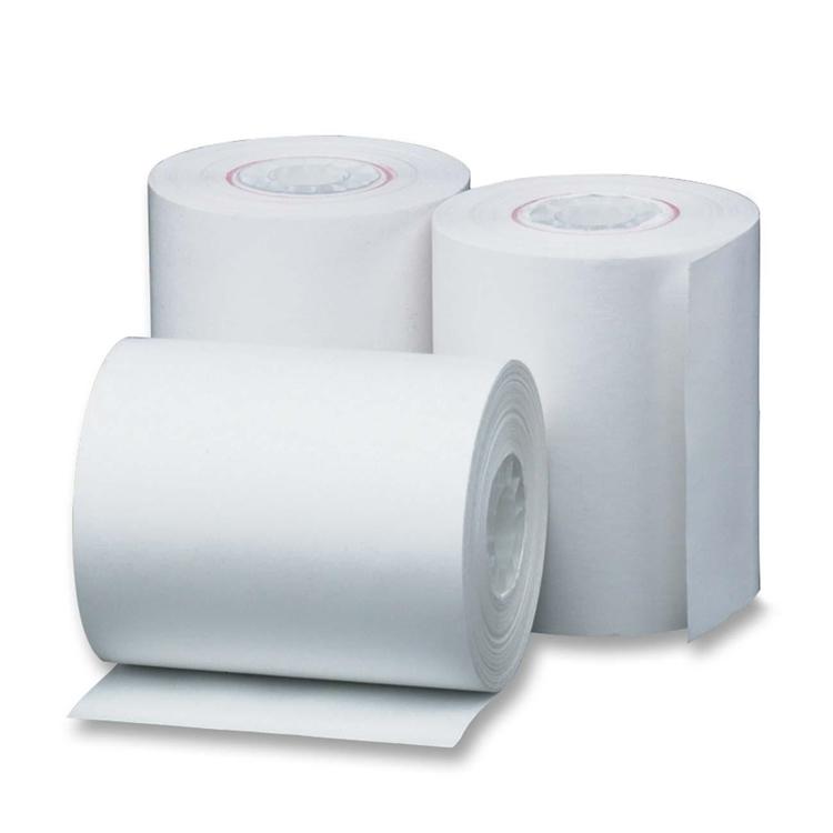 Zebra 10010058 Direct Thermal Receipt Paper 4