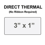 Zebra 10015782 Direct Thermal Label Paper