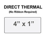 Zebra 10015783 Direct Thermal Label Paper