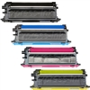 Brother Color Laserjet DCP-9045CDN 4-Pack Toner Cartridges