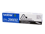 Brother TN200HL Genuine Black Toner Cartridge