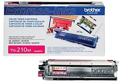Brother TN210M Genuine Magenta Toner Cartridge TN-210M