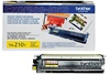 Brother TN210Y Genuine Yellow Toner Cartridge TN-210Y