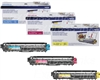 Brother TN221 3-Pack Genuine Color Toner Cartridge Combo